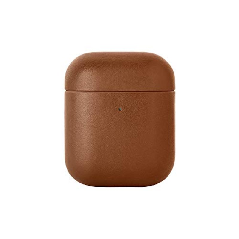 NATIVE UNION,Leather Case for Airpods,APCSE-LTHR-BRN-AP