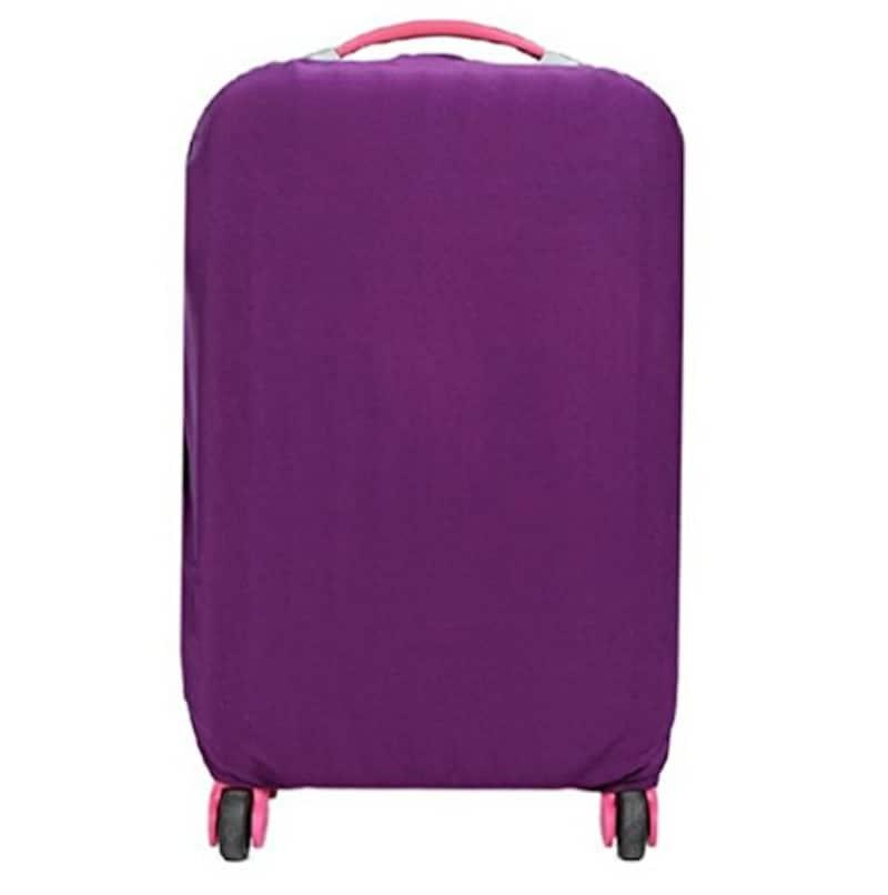 DauStage,スーツケースカバー ナイロン製リュック付き S,t1076