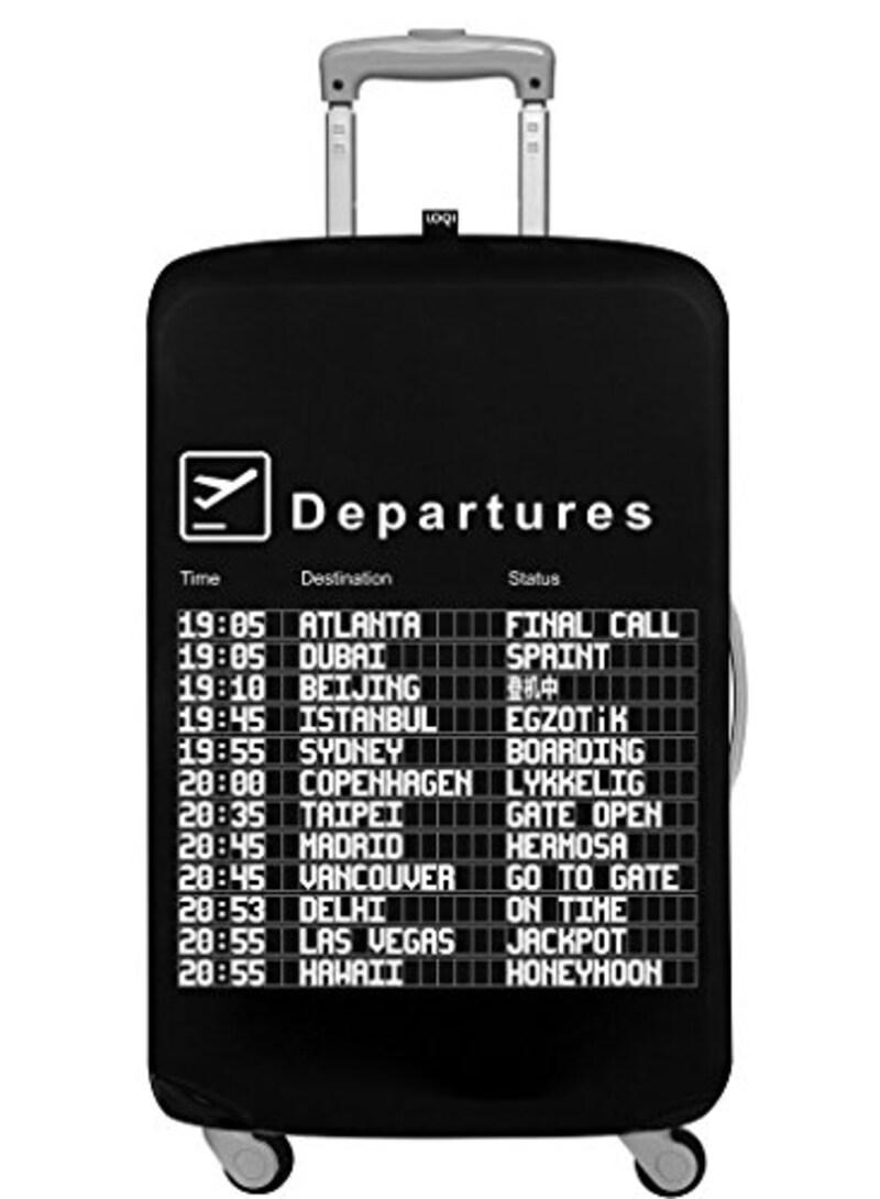 LOQI(ローキー),スーツケースカバー(M)サイズ,Arrival
