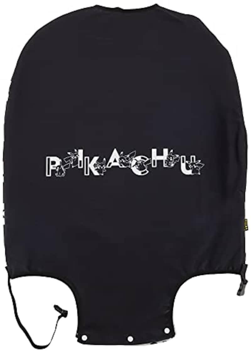 ポケモンオフィシャルショップ「ポケモンセンター」,スーツケースカバー PIKAPIKACHU Black L,HAP-7037-L PK8