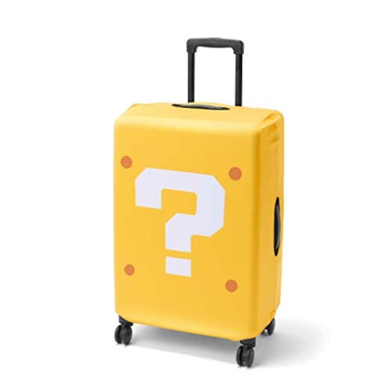 任天堂販売,スーツケースカバー スーパーマリオ(ハテナブロック),NSL-0035