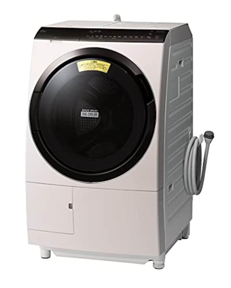 日立(HITACHI),ドラム式洗濯乾燥機,BD-SX110FL N