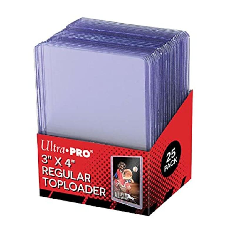 ULTRA PRO(ウルトラプロ),トップローダー,#81222