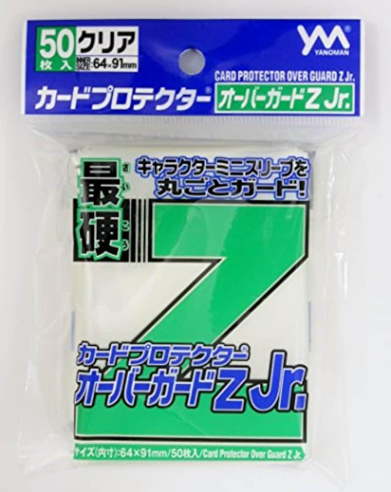 やのまん,カードプロテクター オーバーガードZ Jr.