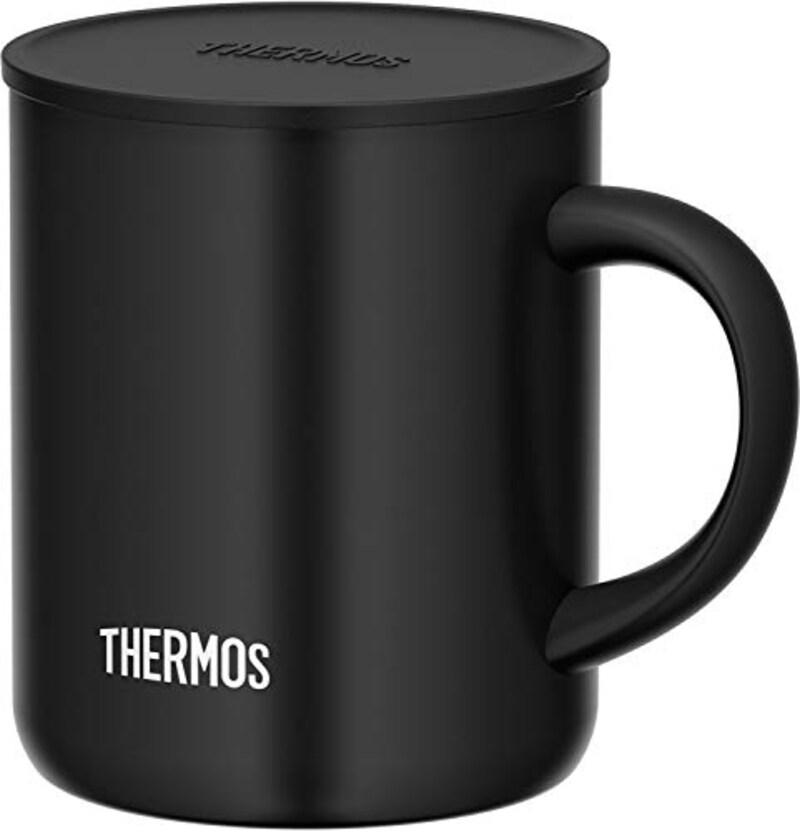 THERMOS(サーモス),真空断熱マグカップ,JDG-350C BK