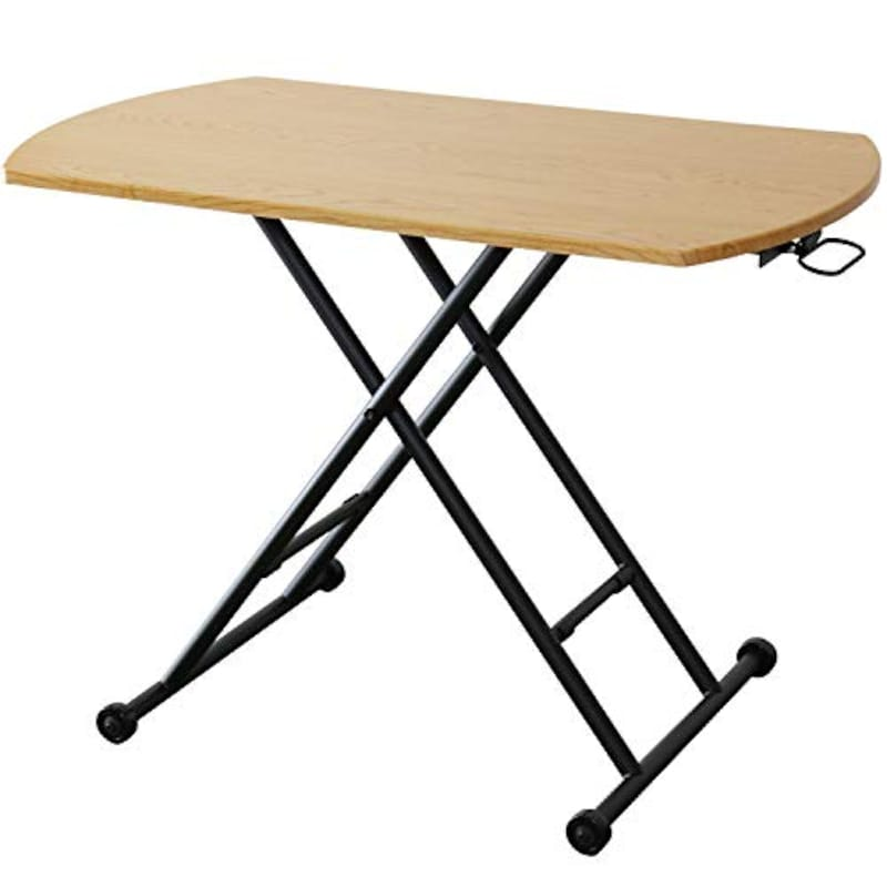 DORIS ,ガス圧昇降式テーブル MIRANDA(ミランダ)ラウンド,dr-miranda10055-r-na
