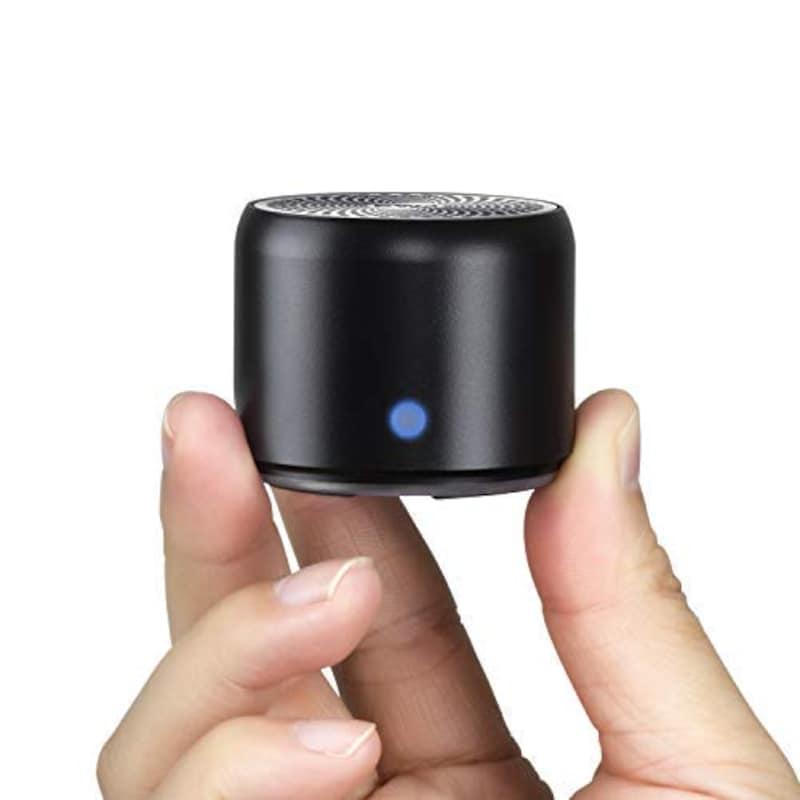 EWA,ポータブル ミニ ワイヤレス Bluetoothスピーカー,A106