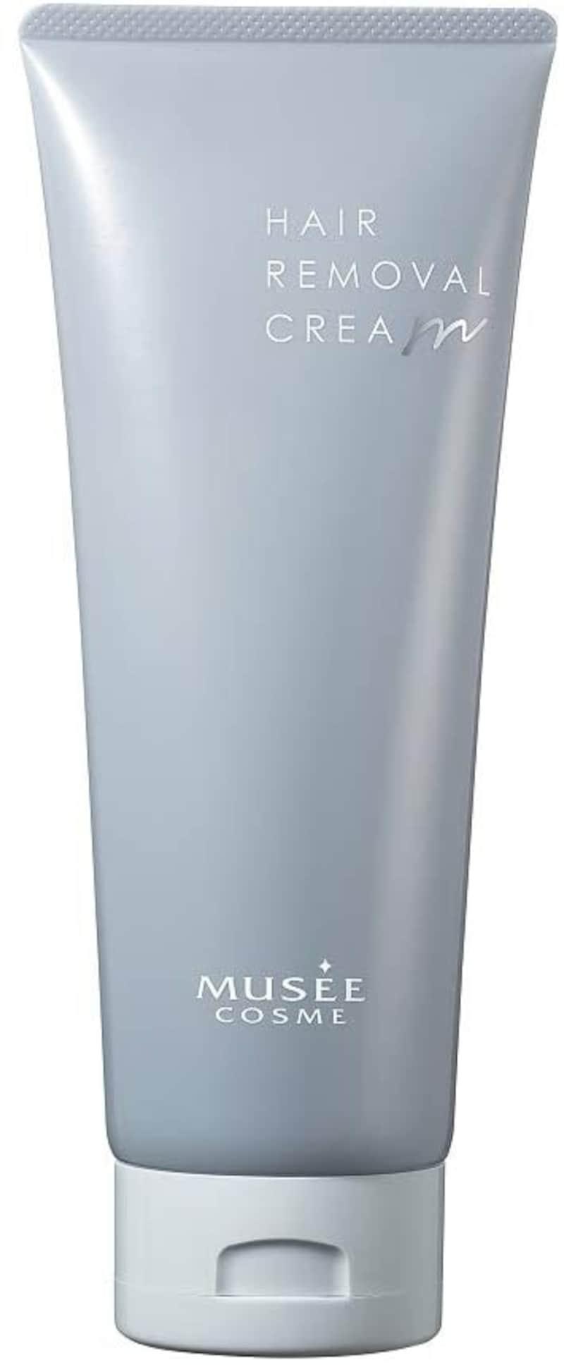MUSE(ミュゼ),ミュゼコスメ 薬用ヘアリムーバルクリーム