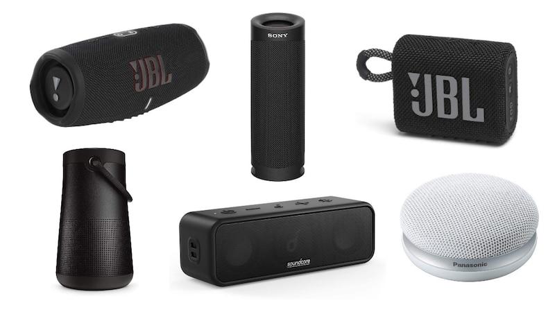 【2021最新】Bluetoothスピーカーおすすめ人気ランキング20選|高音質のSONYやJBLも