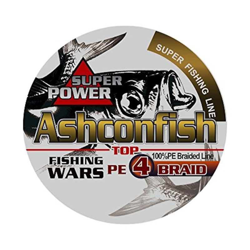 Ashconfish(アシュコンフィッシュ),PEライン 4編