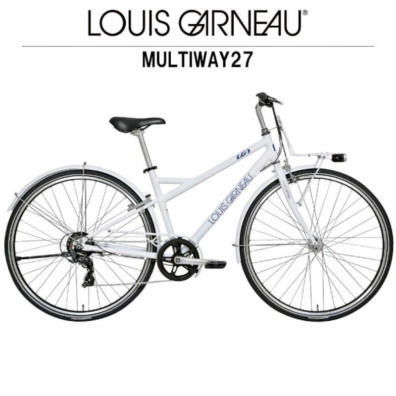 LOUIS GARNEAU(ルイガノ),クロスバイク 2021