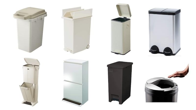 キッチン用ゴミ箱のおすすめ人気ランキング31選|スリム&分別タイプやおしゃれモデルも紹介