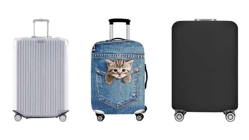 【2021】スーツケースカバーのおすすめ20選|保管用にも!防水や透明タイプ、かわいいデザインにも注目!
