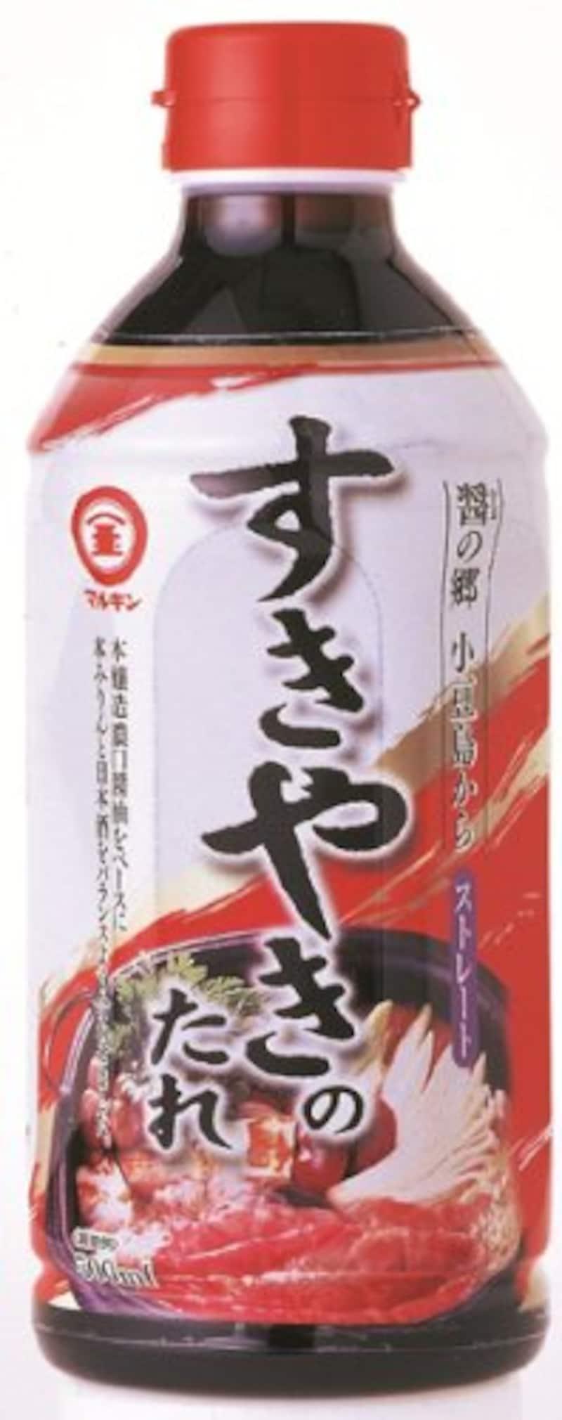盛田,マルキン 醤の郷 小豆島からすきやきのたれ