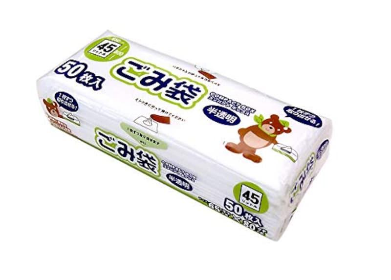 オルディ,コンパクトBOXゴミ袋,CB-30-50