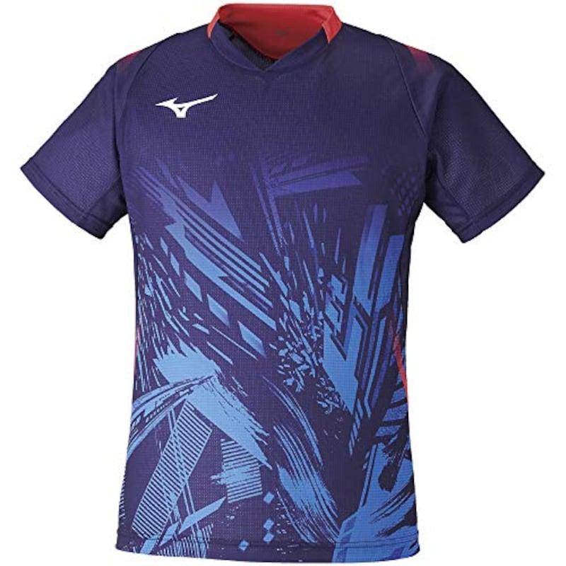 MIZUNO(ミズノ),ゲームシャツ(ラケットスポーツ),72MA0501