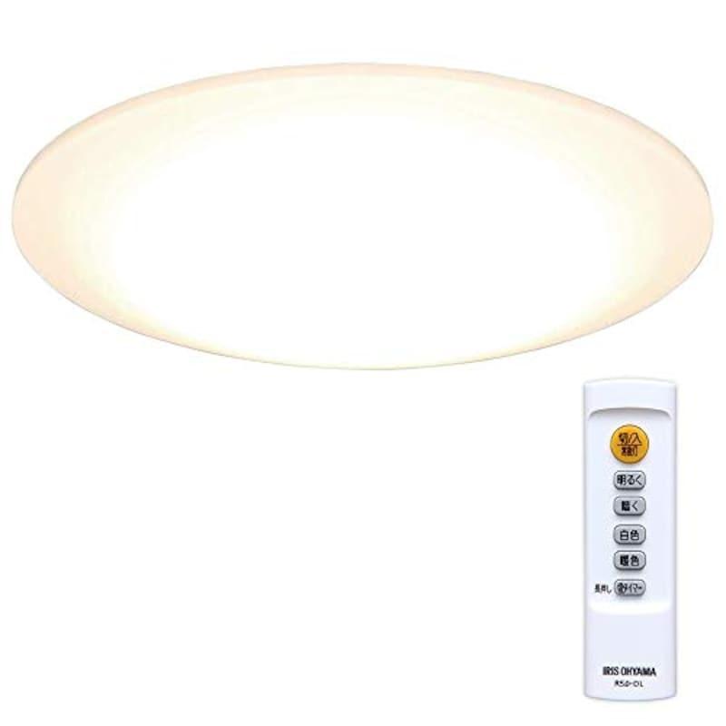 IRIS OHYAMA(アイリスオーヤマ),LEDシーリングライト,CL8DL-5.0