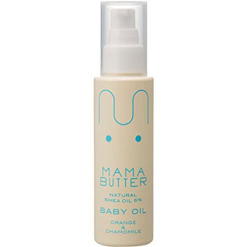 MAMA BUTTER(ママバター),無添加 ベビーオイル,4560278234324
