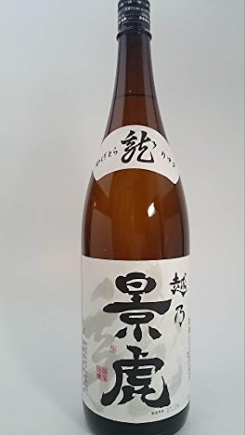 諸橋酒造,越乃景虎 龍 1.8L