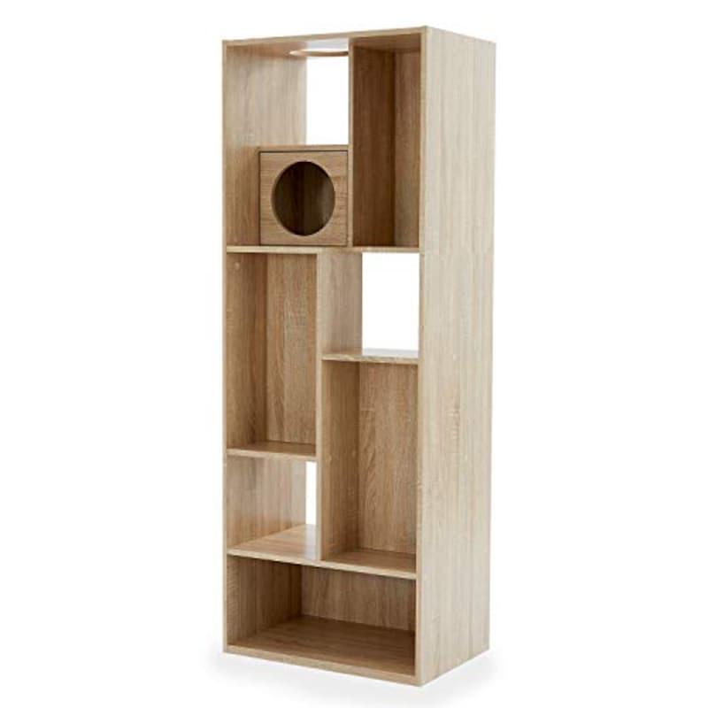 LOWYA(ロウヤ),キャットウォーク 猫 本棚, f506-g1017-1000n5