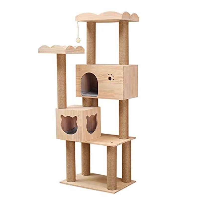 楽/RAKU,猫タワー
