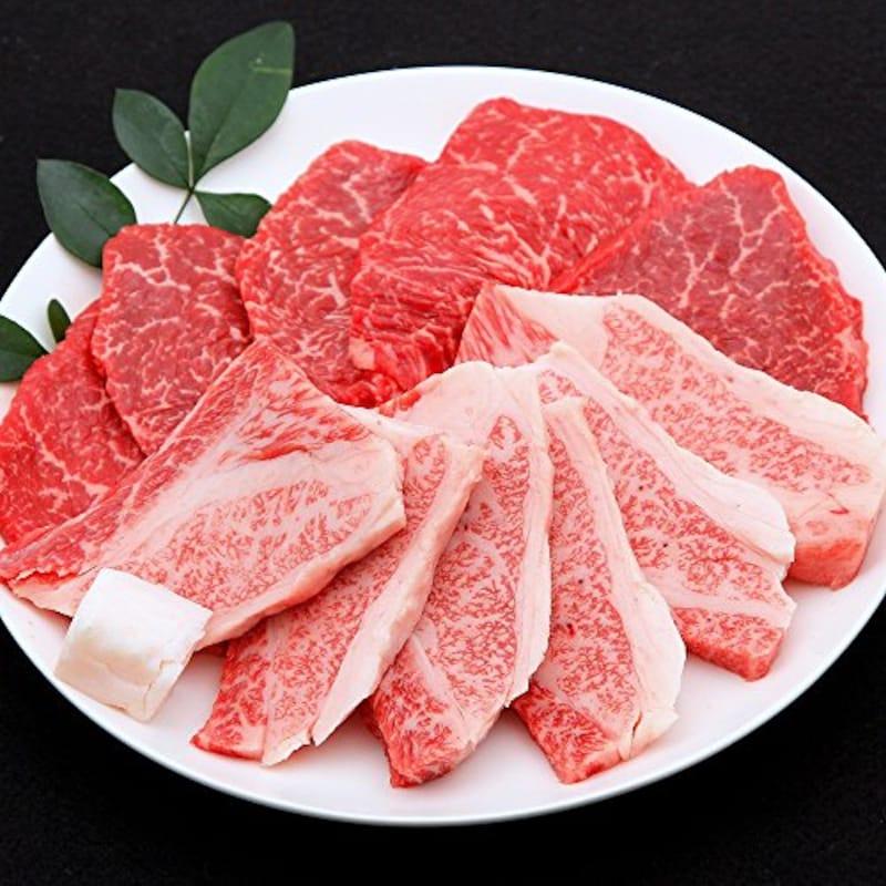 神戸牛専門店辰屋,神戸牛 焼肉セット 極上カルビ&モモ