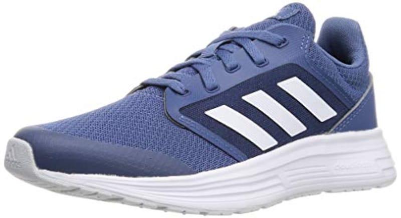 adidas(アディダス),スニーカー ギャラクシー レディースランニングシューズ,5 KZJ83