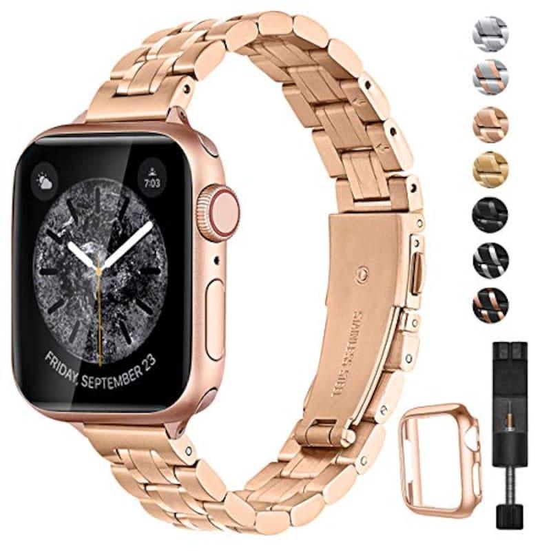 BesBand ,コンパチブル apple Watch バンド