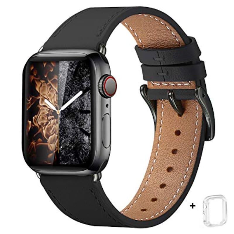 WFEAGL ,コンパチブル Apple Watch バンド