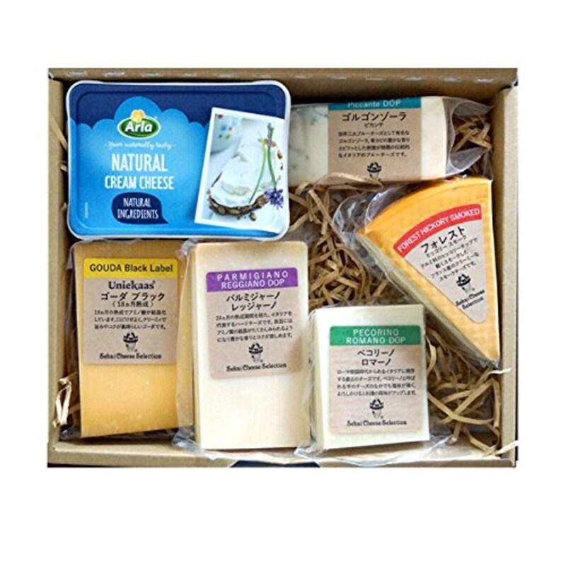 フィアーノ,チーズ食べ比べアソート6種類セット