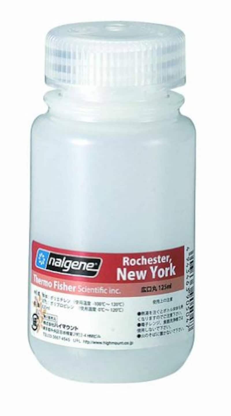 nalgene(ナルゲン),広口丸形ボトル 125ml ,90504