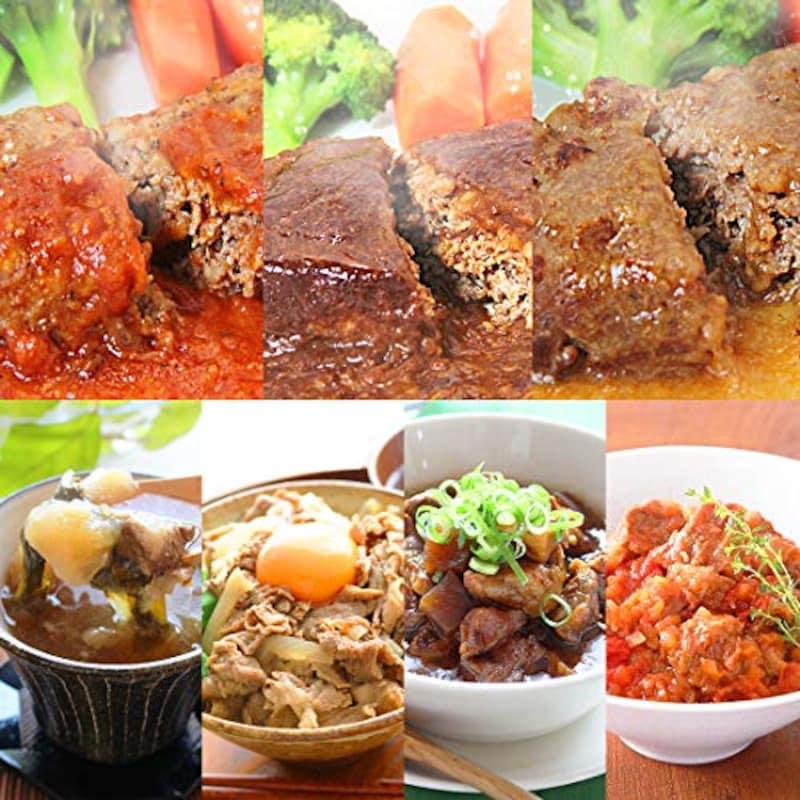 お惣菜おかわり,国産牛の牛牛セット 7パック