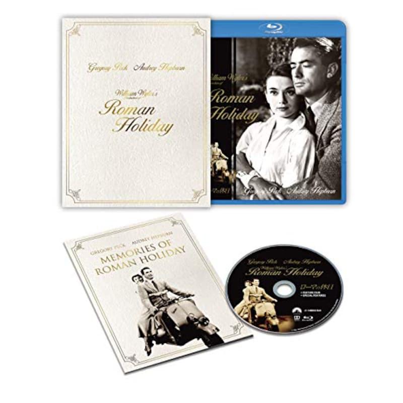 パラマウント,ローマの休日  Blu-ray
