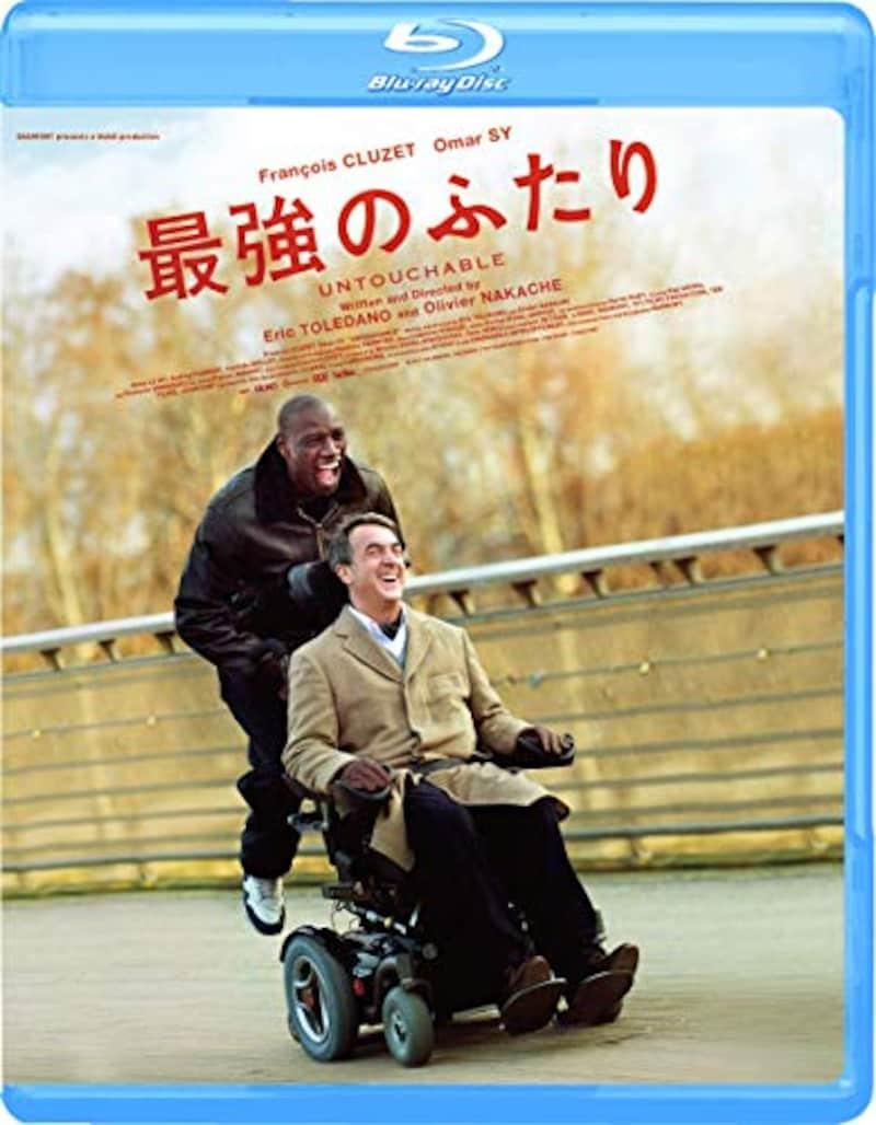 ギャガ,最強のふたり Blu-ray