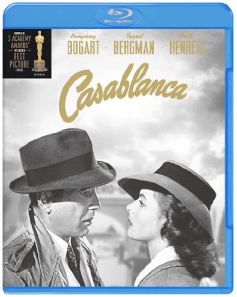 ワーナー・ホーム・ビデオ,カサブランカ Blu-ray