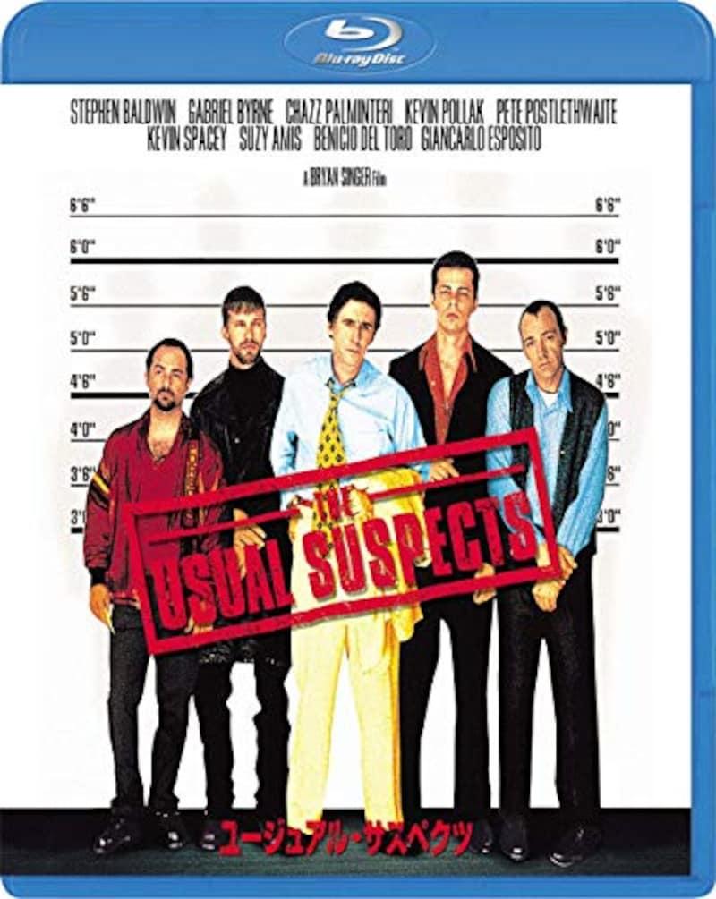 パラマウント,ユージュアル・サスペクツ Blu-ray