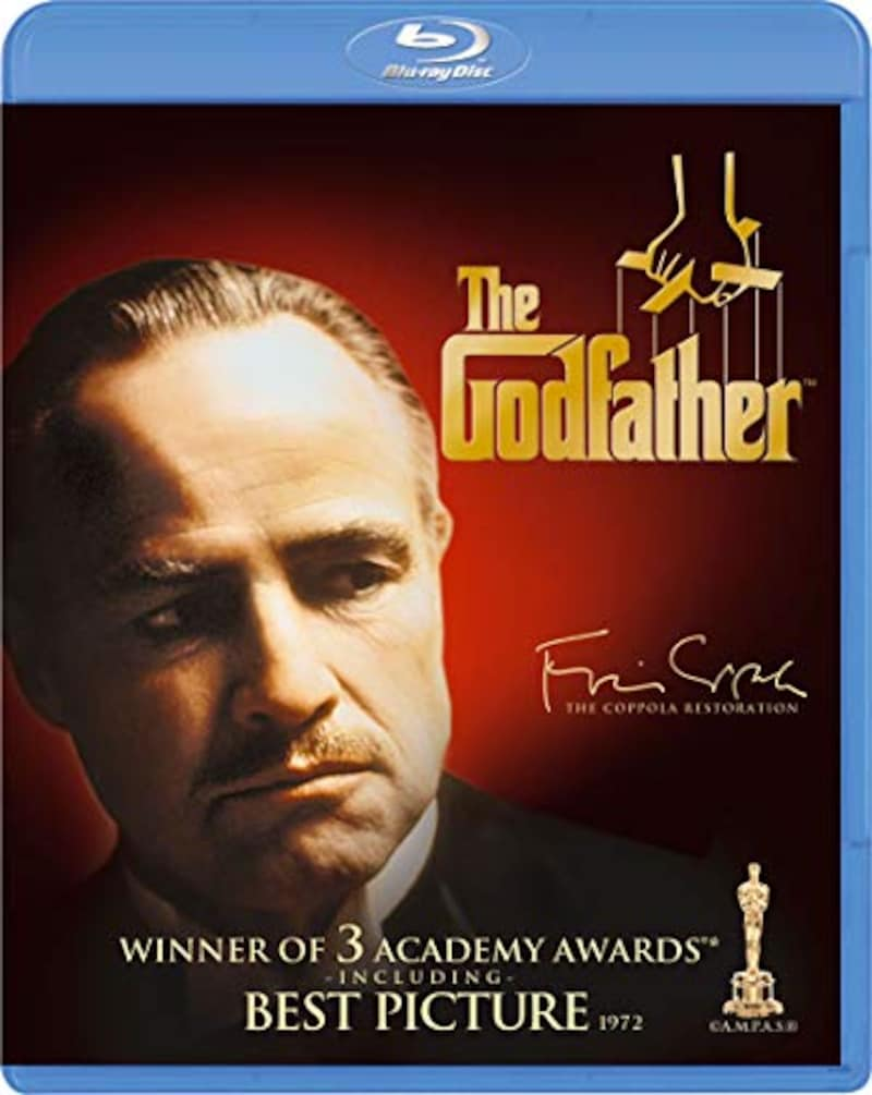パラマウント,ゴッドファーザー Blu-ray