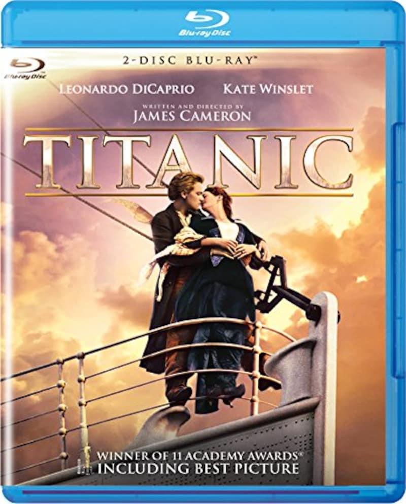 ウォルト・ディズニー・ジャパン株式会社,タイタニック Blu-ray