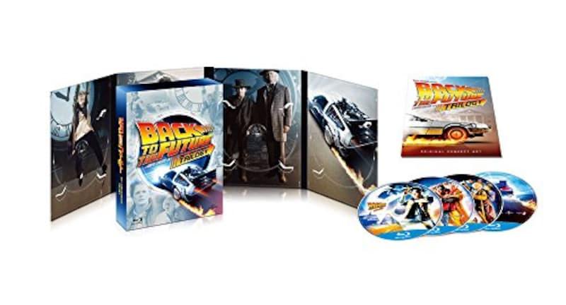 NBCユニバーサル・エンターテイメントジャパン,バック・トゥ・ザ・フューチャー Blu-ray