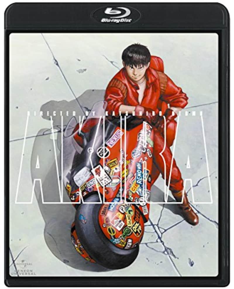 ジェネオン・ユニバーサル,AKIRA Blu-ray