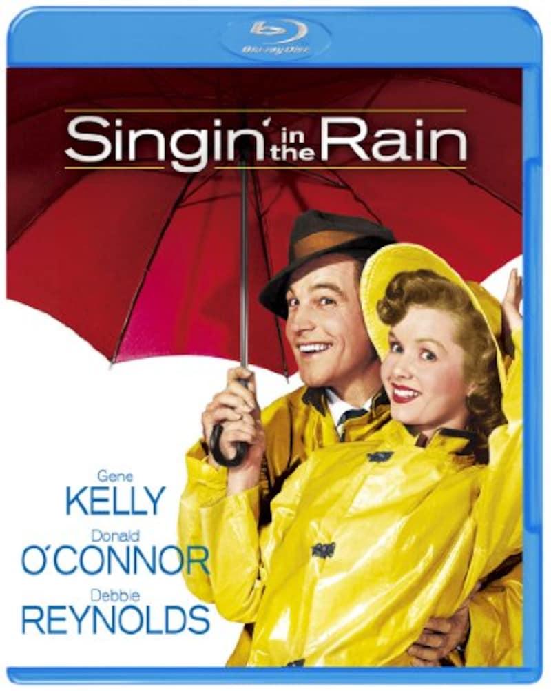 ワーナー・ホーム・ビデオ,雨に唄えば Blu-ray