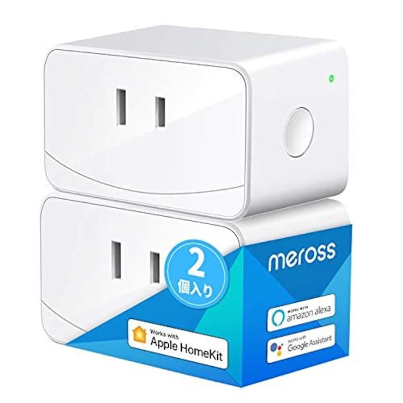 Meross ,WIFIスマートプラグ,MSS110