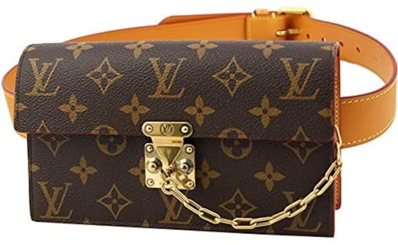 LOUIS VUITTON(ルイヴィトン),Sロックベルトポーチ