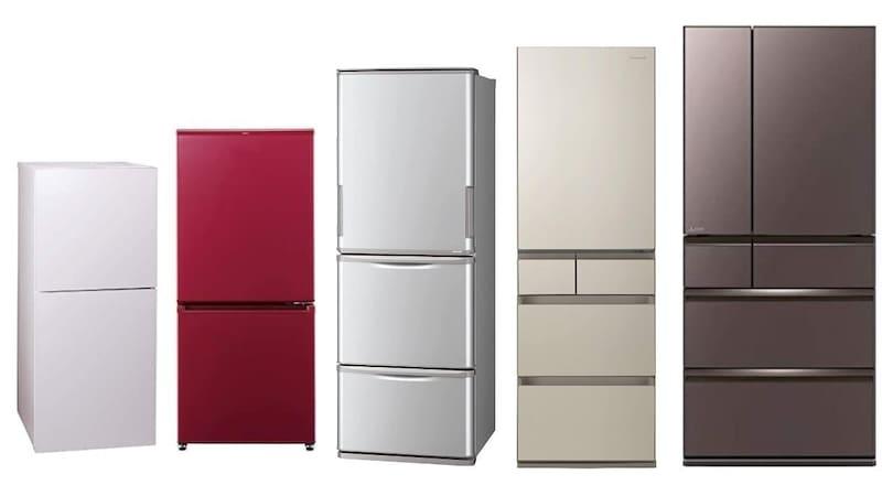 【2021】冷蔵庫おすすめ人気ランキング50選 容量や使用人数別に価格・機能を比較!各メーカーの特徴も紹介