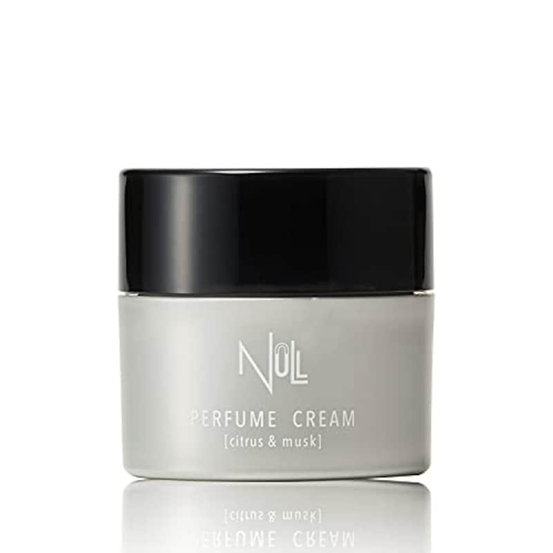 MENS NULL,シトラス ムスク 自然な香り パヒュームクリーム