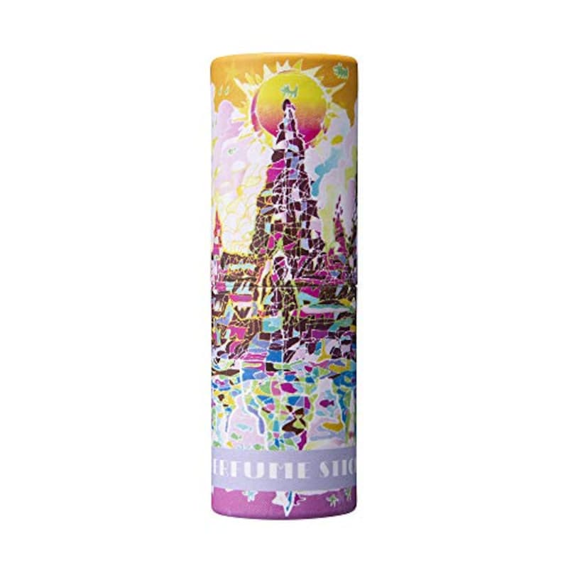 PERFUME STICK(パフュームスティック),ドリーム ペア&ピーチの香り 世界遺産デザイン