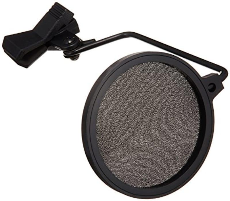 キクタニミュージック,マイクアクセサリー ポップブロッカー Sサイズ,PO-5S