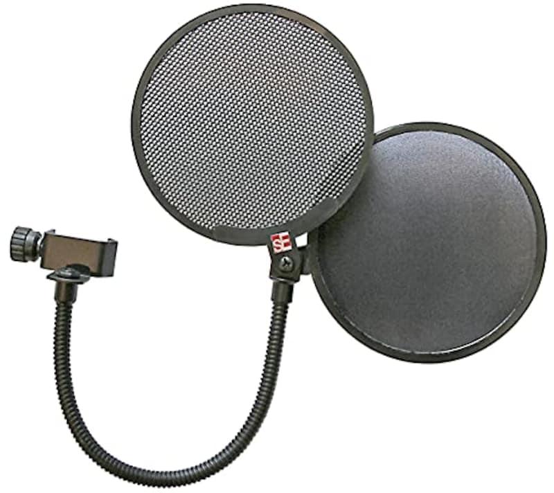 sE Electronics(SEエレクトロニクス),Dual Pro Pop Filter(デュアル・プロ・ポップ・フィルター)