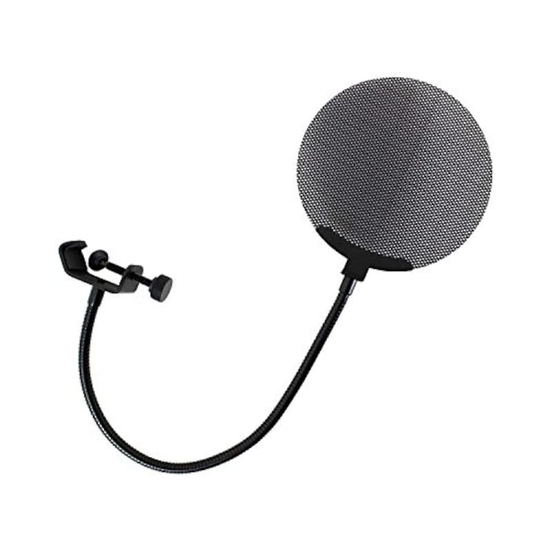 Dicon Audio(ディコン・オーディオ),ポップガード 金属製 丸型,DCP-2