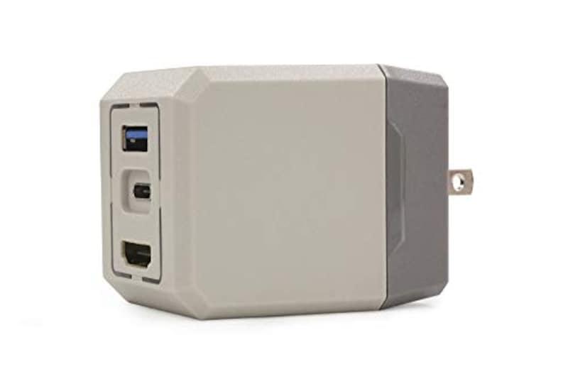 コロンバスサークル,コンパクトドックアダプタ(Switch用),CC-NSCDA-GR